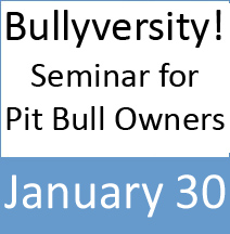 Pit Bull Education Class